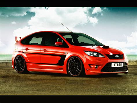 ford focus st tuning ford focus st tuning remastered by microalex on deviantart