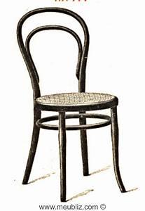 Chaise N 14 Par Michael Thonet