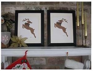Christmas Card Ideas and Stencils