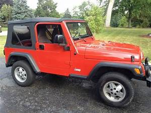 Sell Used 1999 Jeep Wrangler Sport Sport Utility 2