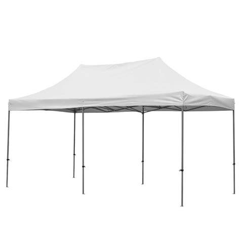 ainfox  ft canopy wedding party pop  tent heavy duty instant gazebo  removable