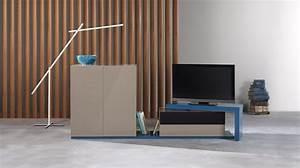 Meuble Tele Design Roche Bobois : contact composition roche bobois ~ Preciouscoupons.com Idées de Décoration
