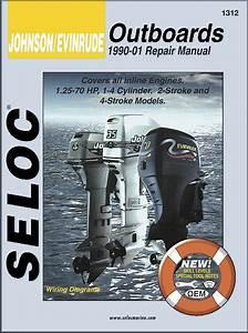 Johnson Evinrude Outboard Repair Manual 1 25