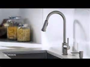 removing moen kitchen faucet moen indi kitchen faucet 87090msrs