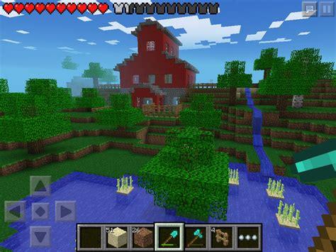 Minecraft Pe Barn by W2 Farm Barn In Minecraft Pe My Minecraft Minecraft