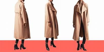 Camel Coats Wool Womens Classic