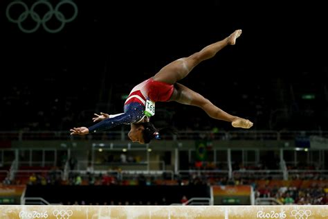 With a combined total of 30 olympic and world championship medals, biles is the most decorated american gymnast. Rio Olympics: What to Watch on Day 6 — All-Around Gold ...