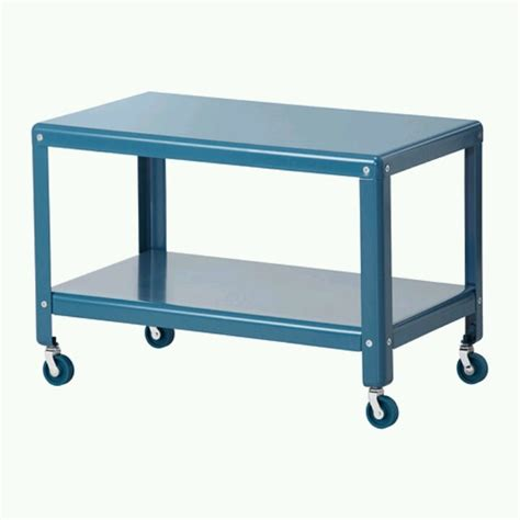 table with wheels ikea ikea coffee table on casters for the home pinterest