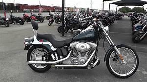 041942 - 2002 Harley Davidson Softail Standard Fxst