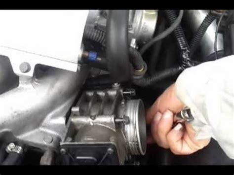 vss  turbo etm removal youtube