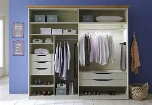 Blog Kleiderschrank Innenausrichtung Inneneinteilung