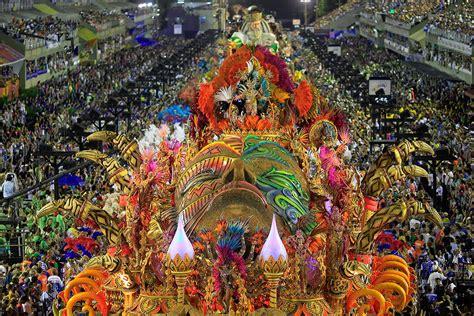 Rio's Carnaval Winner In