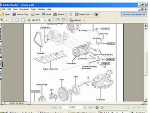 Lexus Rx330 Parts Diagram Manual