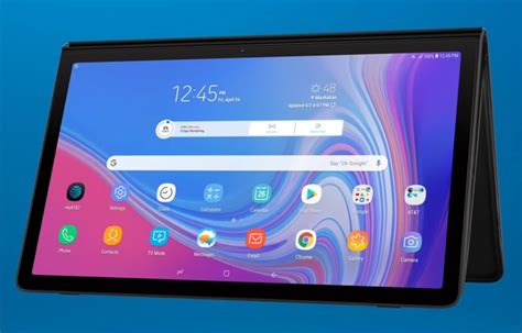 samsung galaxy view 2 tablet gets official geeky gadgets