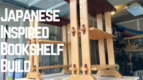 japanese inspired bookshelf  awesome types  joinery