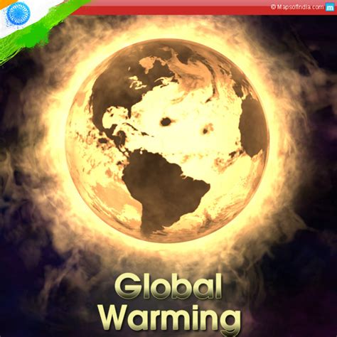 global warming  inescapable truth  india