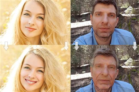 Faceapp Uses Neural Networks To Change Your Look, Now