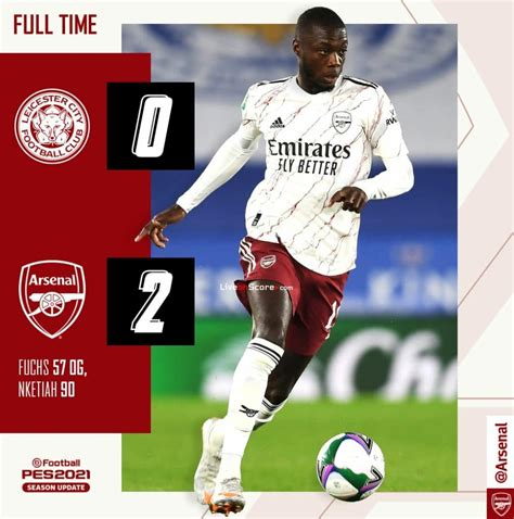 Leicester 0-2 Arsenal Full Highlight Video – EPL Cup