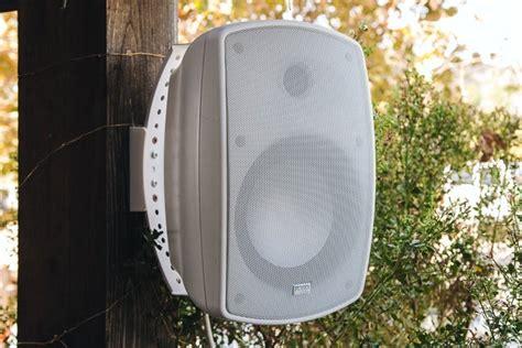 speakers outdoor wirecutter