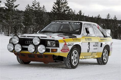 1984 Audi Sport Quattro S1 Wvideo Autoblog