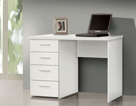 small white desk with drawers pulton simple small white desk with drawers by