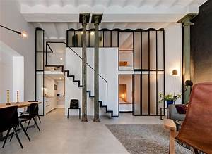 Unique Renovated Loft Apartment In Spain Catered To Tourists
