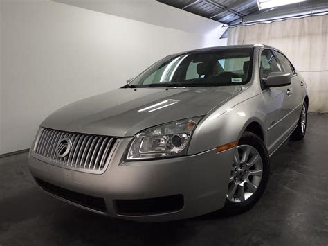 2007 Mercury Milan by 2007 Mercury Milan For Sale In Atlanta 1030164583