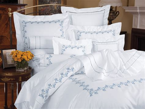Flowering Vine-luxury Bedding-italian Bed Linens