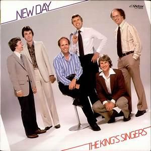 The King's Singers New Day Japanese vinyl LP album (LP ...