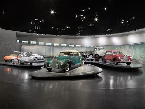 Mercedes Benz Museum, Stuttgart   Motorhome Full Time