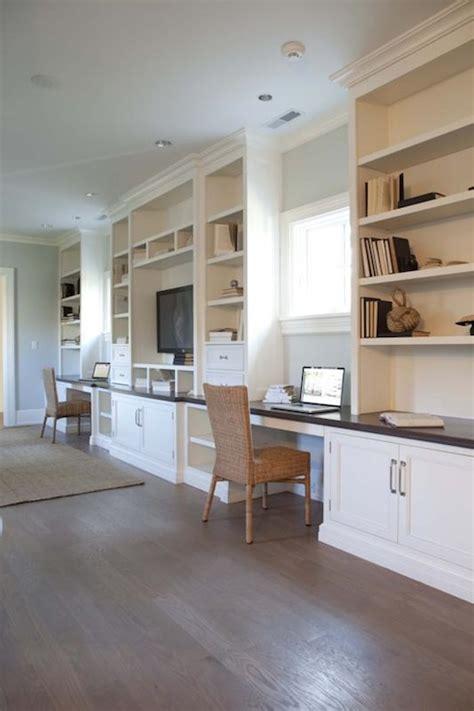 desk with cabinets built in built in desks design ideas