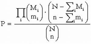 Stationäre Verteilung Berechnen : hypergeometrische verteilung berechnen ~ Themetempest.com Abrechnung