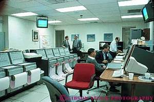 NASA Control Room Employees 1960s - Pics about space