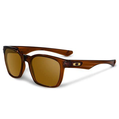 Polarized Oakley Garage Rock Sunglass Dark Amber Oo917506