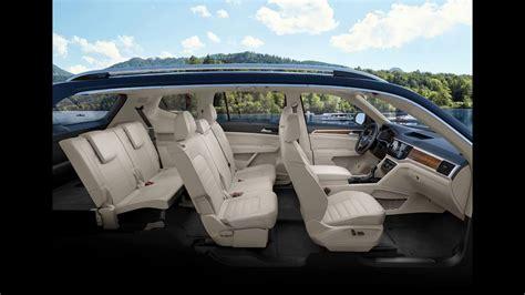 vw atlas exterior interior  driving experience
