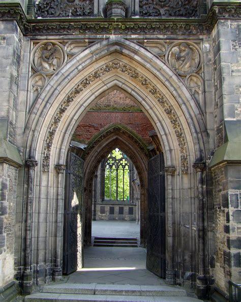 Gothic Architecture 01 By Ludastock On Deviantart