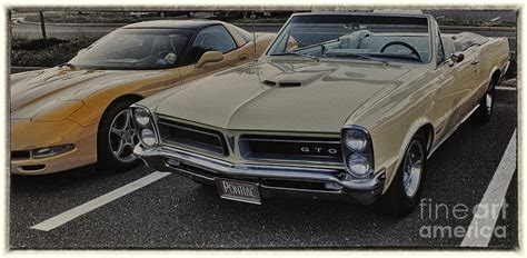 Cool Gto by Hdr Gto Convertible Car Cool Effect Cars Look Cool