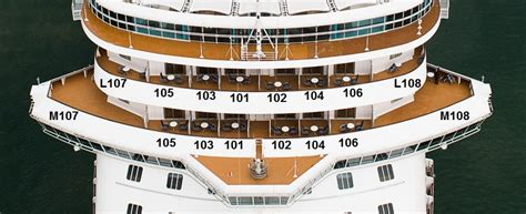 balcony cabins on the royal cruise critic message board