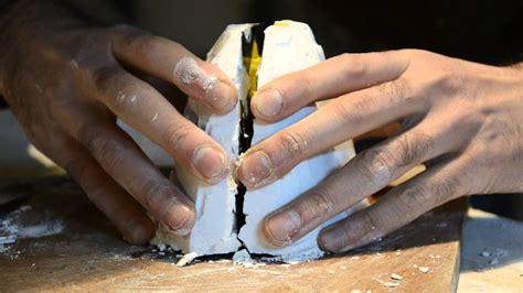 como hacer un molde de caucho de siliconas por coladas youtube