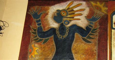 transhumante: arte tribal precolombino