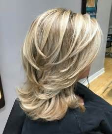 medium hair styles for medium layered hairstyles for with thick 2899