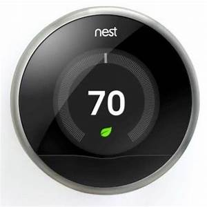 Nest 3rd Generation Learning Thermostat Wifi In