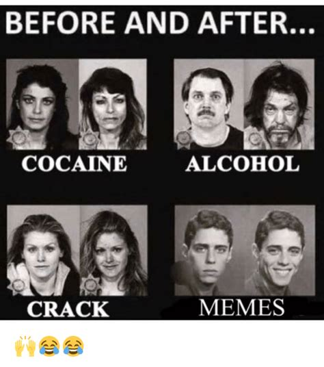 Crack Addict Meme - before and after funny memes pictures to pin on pinterest pinsdaddy
