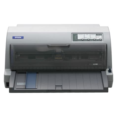 This flexible and compact printer can easily handle cut sheets, continuous paper, labels, envelopes and cards. EPSON LQ-690C點陣印表機 - 禾豐資訊-Fixexpress-印表機維修快遞