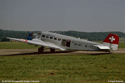 Aviation photographs of Junkers Ju.52/3mg4e : ABPic