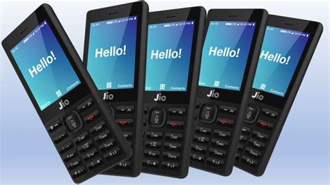 reliance industries mukesh ambani launches the quot free quot jio phone with a dramatic rethinking of
