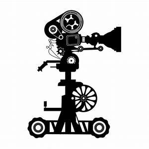 Movie camera camera film clipart - Clipartix