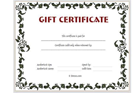 certificate templates dotxes