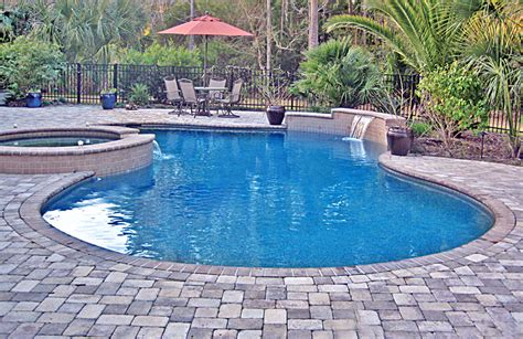 home design and remodeling gallery blue custom swimming pool and spa builders