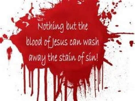 oh the blood of jesus shed for me blood of jesus all me nothing but the blood of jesus